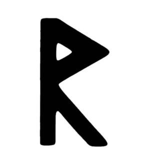 Руна Райдо - значение, прямая и перевернутая, сочетание с другими рунами