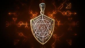 Магический амулет щит на счастье и удачу: обзор, значение и реальные отзывы покупателей