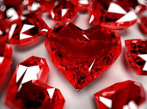 Рубин магические свойства