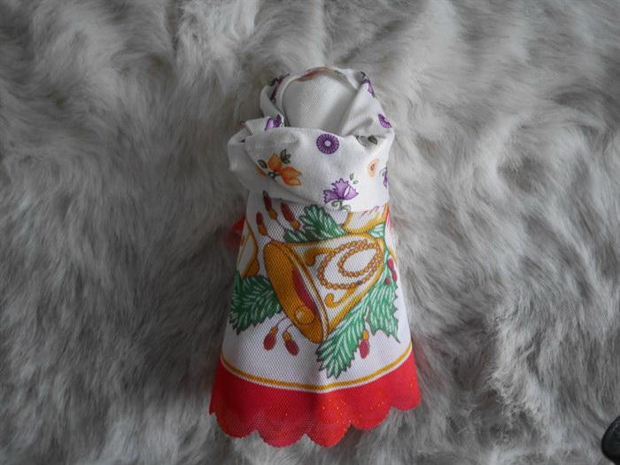 Любовный талисман кукла с полынью
