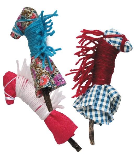 Игровые куклы коняшки
