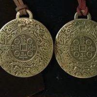 Money Amulet — денежный амулет из имперской монеты
