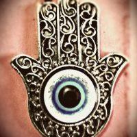 Амулет Хамса (рука Фатимы) на удачу и от сглаза