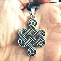 Кельтский узел жизни и долголетия