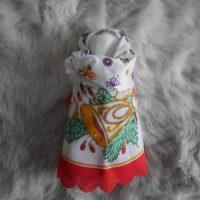 Любовный амулет «Кукла с полынью»